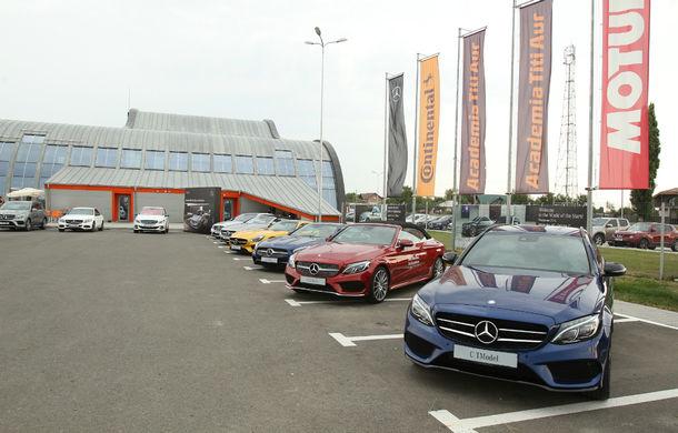 FOTOREPORTAJ: O zi cu modelele Mercedes-Benz pe circuit - Poza 18