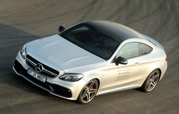 FOTOREPORTAJ: O zi cu modelele Mercedes-Benz pe circuit - Poza 16
