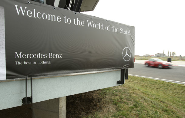 FOTOREPORTAJ: O zi cu modelele Mercedes-Benz pe circuit - Poza 20