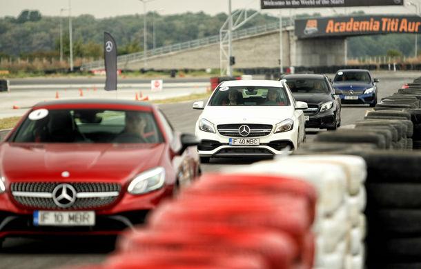 FOTOREPORTAJ: O zi cu modelele Mercedes-Benz pe circuit - Poza 15
