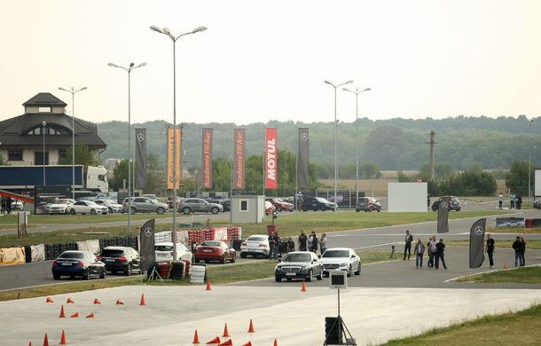 FOTOREPORTAJ: O zi cu modelele Mercedes-Benz pe circuit - Poza 6