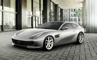 Mezinul familiei: Ferrari GTC4 Lusso primeşte o versiune entry-level cu motor V8 turbo de 610 CP