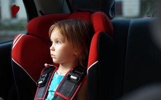 Tesla salvează copiii uitaţi în maşină: aerul condiţionat, pornit automat la 40 de grade pentru a evita sufocarea