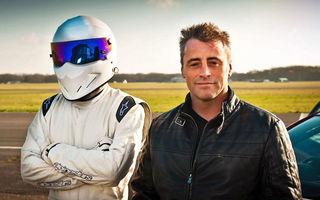 Reforma Top Gear: Matt LeBlanc, actorul din serialul Friends, va conduce emisiunea