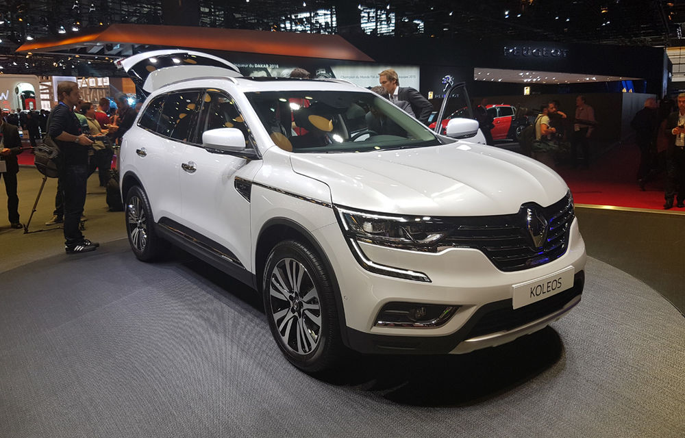 PARIS 2016 LIVE: Standul Renault, între conceptul futurist Trezor, electricul Zoe și practicul Megane Sedan - Poza 26
