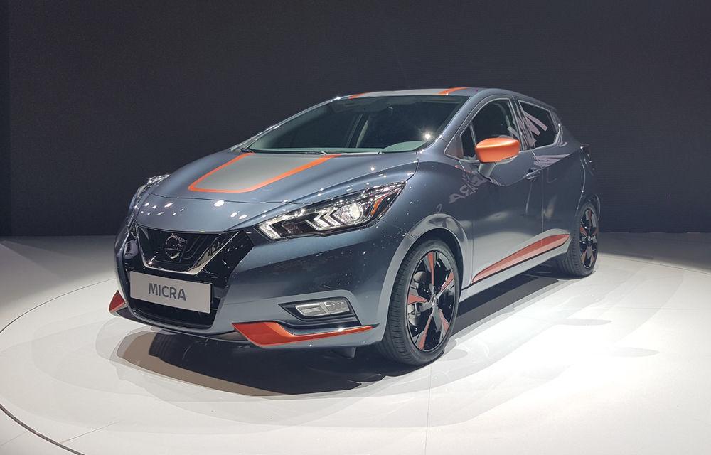 PARIS 2016 LIVE: Noul Micra a avut exclusivitatea întregului stand Nissan - Poza 14