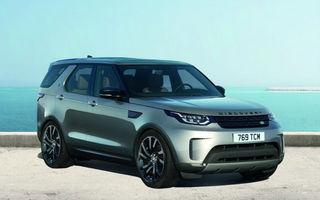 O nouă viață: Land Rover Discovery ajunge la a cincea generație și se modernizează serios