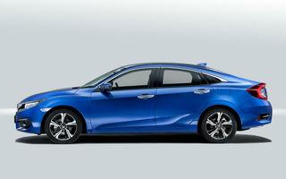 Cu dedicație pentru familie: noua generație Honda Civic Sedan a fost prezentată la Paris