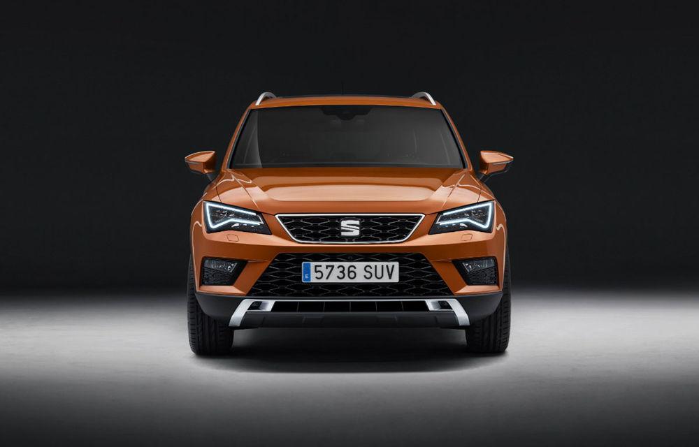 Seat a prins gustul SUV-urilor: Arona se numește viitorul crossover care va lupta cu Nissan Juke și Peugeot 2008 - Poza 1
