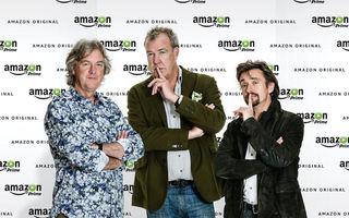 Jeremy Clarkson și echipa au cheltuit 2.8 milioane de euro doar pentru scena de deschidere a noii emisiuni auto