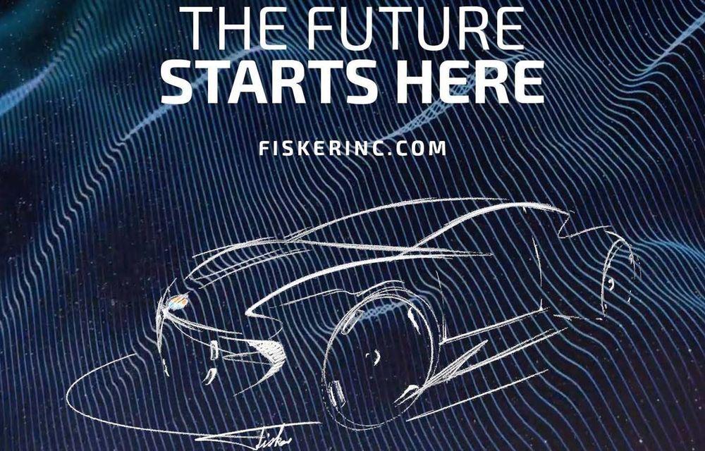 """Competiție pentru Tesla: Henrik Fisker anunță o electrică revoluționară. """"Nimeni nu se apropie de noi la nivel tehnologic"""" - Poza 1"""