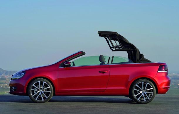 Adio, Volkswagen Golf Cabriolet! Decapotabila germană a ieşit din producţie pentru a-i face loc lui Tiguan, dar ar putea reveni odată cu Golf 8 - Poza 1