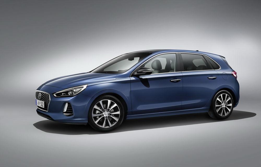 Așteptare lungă: prezentat în septembrie 2016 la Paris, Hyundai i30 apare în showroom-uri în primăvara lui 2017 - Poza 1