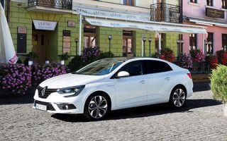 Prețurile noului Renault Megane Sedan în România: start de la 14.800 de euro