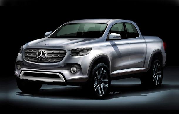 Colaborarea dintre Daimler și Renault-Nissan intră în al șaptelea an. În program: pick-up Mercedes pe platformă de Navara și prima uzină construită în comun - Poza 3