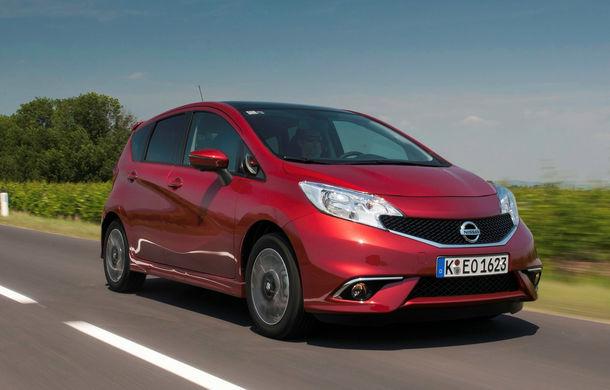 Nissan Note nu va mai fi vândut în Europa: japonezii pariază totul pe noua generaţie Micra pentru creşterea vânzărilor - Poza 1