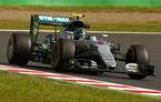 Rosberg şi Hamilton, cei mai rapizi în atrenamentele din Japonia. Ferrari a învins Red Bull