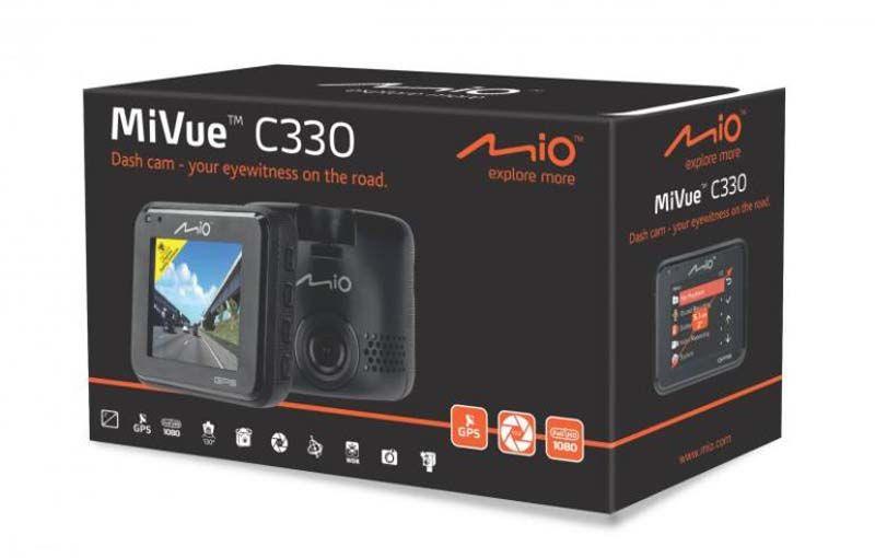 TECH TEST: Camera de bord Mio MiVue C330 - Poza 21
