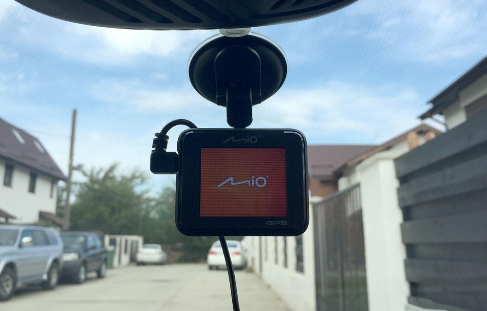 TECH TEST: Camera de bord Mio MiVue C330 - Poza 1