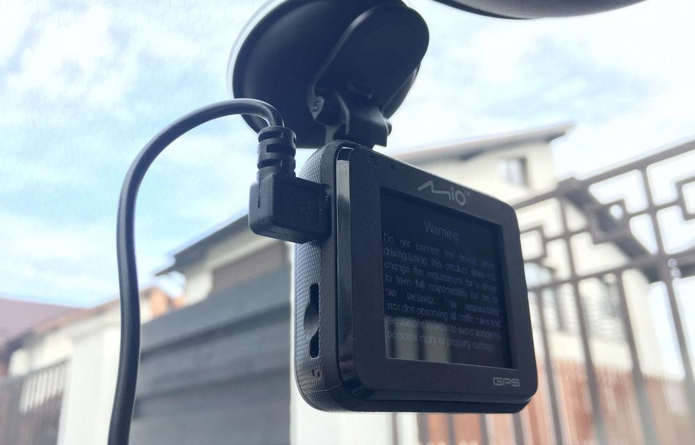 TECH TEST: Camera de bord Mio MiVue C330 - Poza 2