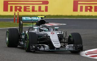 Rosberg câștigat la Suzuka, Hamilton salvează locul 3 după un start ratat. Mercedes devine din nou campioana constructorilor