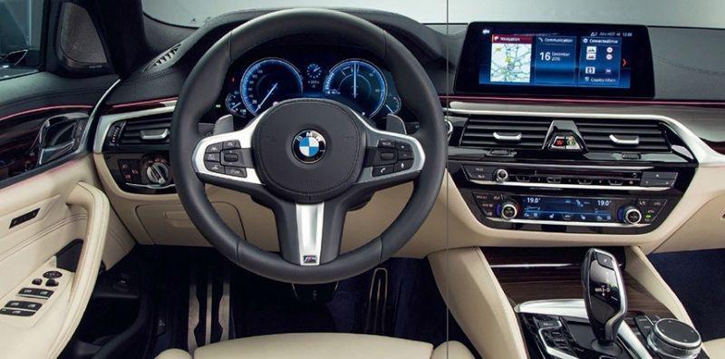 """Dezvăluit înainte de vreme: noul BMW Seria 5, trădat de imagini """"scăpate"""" pe net - Poza 4"""