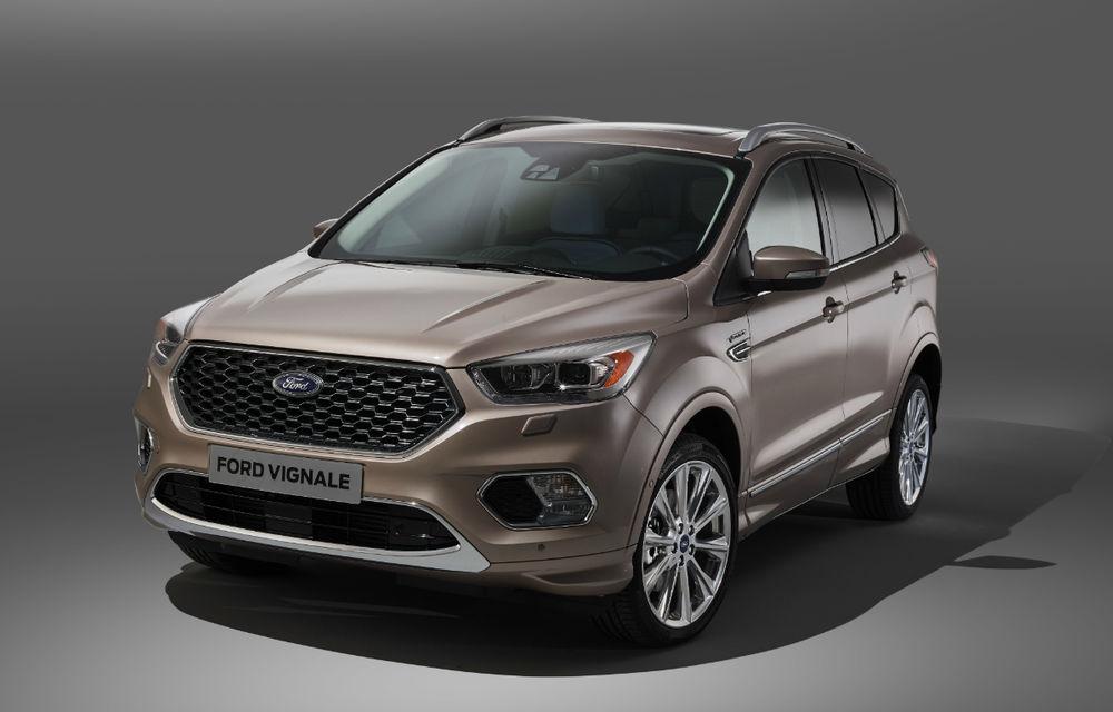 Ford țintește mamele moderne, tinerii de 30 de ani și pensionarii: alte două noi SUV-uri programate până în 2020 - Poza 3