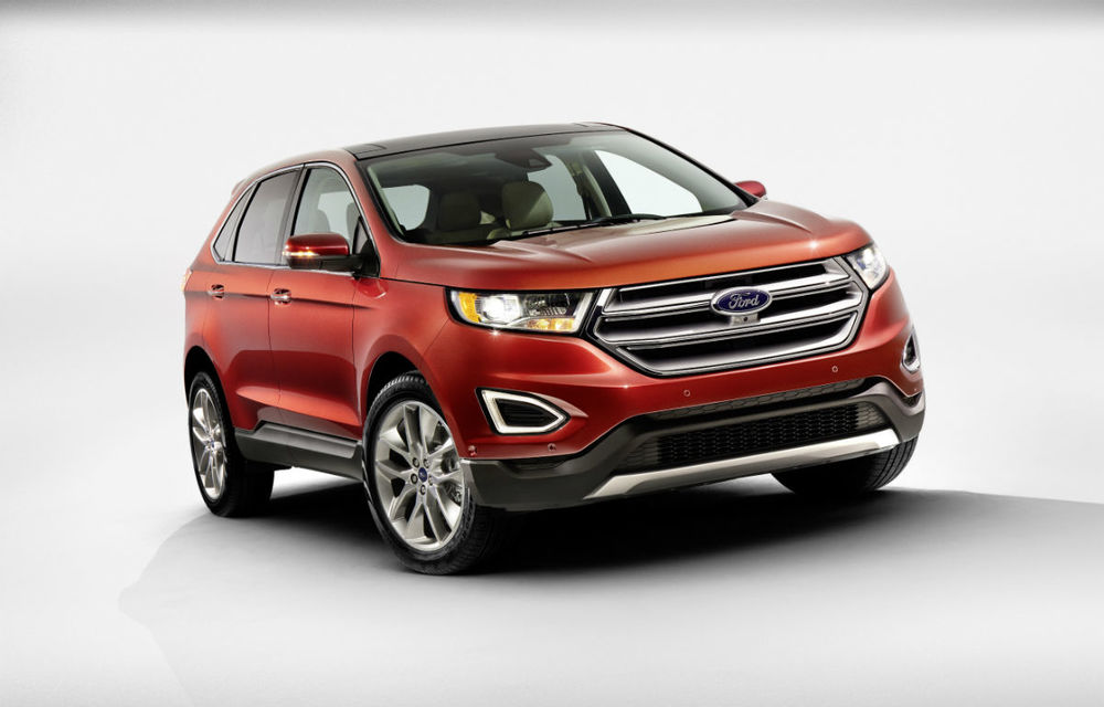 Ford țintește mamele moderne, tinerii de 30 de ani și pensionarii: alte două noi SUV-uri programate până în 2020 - Poza 4