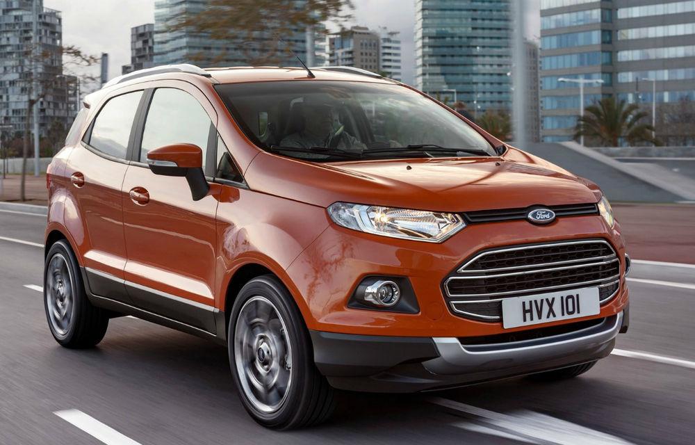 Ford țintește mamele moderne, tinerii de 30 de ani și pensionarii: alte două noi SUV-uri programate până în 2020 - Poza 2