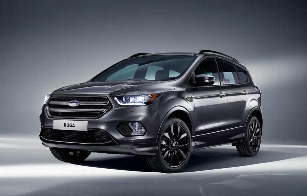 Ford țintește mamele moderne, tinerii de 30 de ani și pensionarii: alte două noi SUV-uri programate până în 2020 - Poza 1