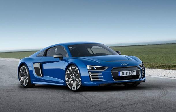 """Audi scoate din priză actualul R8 e-tron. După doar 100 de mașini vândute, concluzia e simplă: """"Am ajuns prea devreme"""" - Poza 1"""