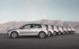 E oficial: noul VW Golf vine în noiembrie. E Golf 8 sau Golf 7 facelift?