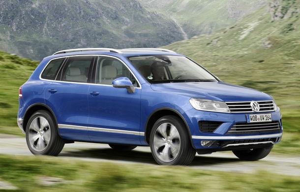 """Volkswagen crede că maşinile autonome vor conduce la dispariţia SUV-urilor: """"Vor arăta ca nişte dinozauri"""" - Poza 1"""