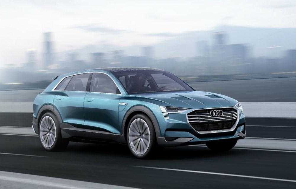 Lupta cu BMW şi Mercedes devine cu adevărat dificilă: Audi amână investiţiile în concepte şi baterii pentru maşini electrice - Poza 1