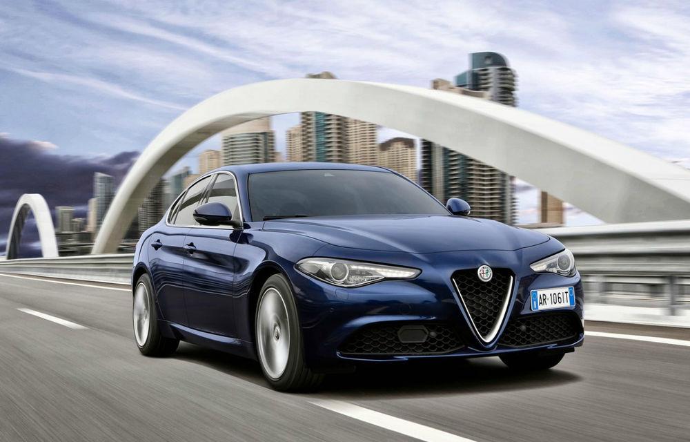 Alfa Romeo Giulia a ajuns în România: preț de pornire de 38.000 de euro, multe motorizări și echipare generoasă - Poza 1