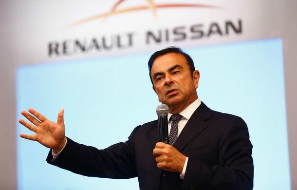 Carlos Ghosn, primul om care conduce 3 constructori auto? Şeful Alianţei Renault-Nissan ar putea deveni preşedintele Mitsubishi - Poza 1