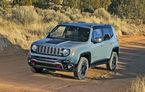 Succesul lui Renegade cere urmaşi: Jeep vrea să lanseze mai multe SUV-uri şi va readuce pe piaţă brandul Grand Wagoneer