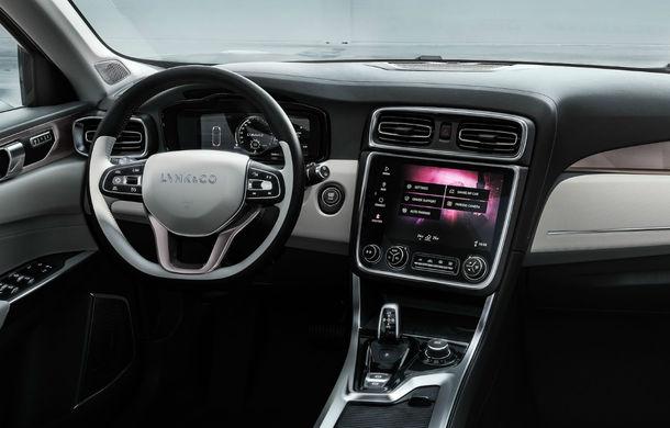 Geely vrea să revoluţioneze industria: SUV-ul Lynk 01 este conectat la internet, se controlează prin smartphone şi are magazin de aplicaţii - Poza 5