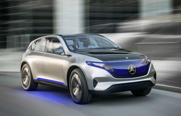 Investiții masive în electrificare: Mercedes rezervă un miliard de euro pentru producția de baterii pentru viitoarele mașini electrice - Poza 1