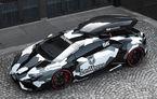 O nouă mașină pentru pârtie: schiorul Jon Olsson și-a construit un Lamborghini Huracan de 800 de cai putere