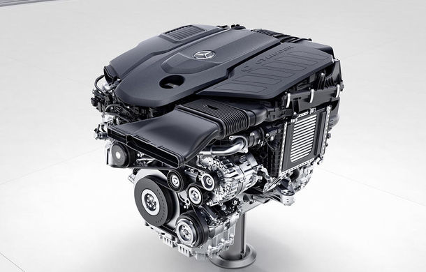 În 2017 Mercedes face curățenie generală în gama sa de motoare: renunță la V6 și adoptă șase cilindri în linie ca rivalii de la BMW - Poza 4
