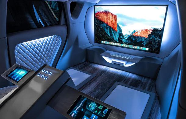 Exerciţiu de imaginaţie: cum ar arăta maşinile Kia dacă ar fi autonome - Poza 6