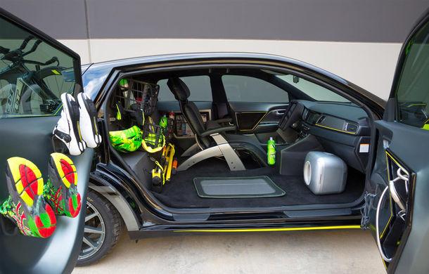 Exerciţiu de imaginaţie: cum ar arăta maşinile Kia dacă ar fi autonome - Poza 2