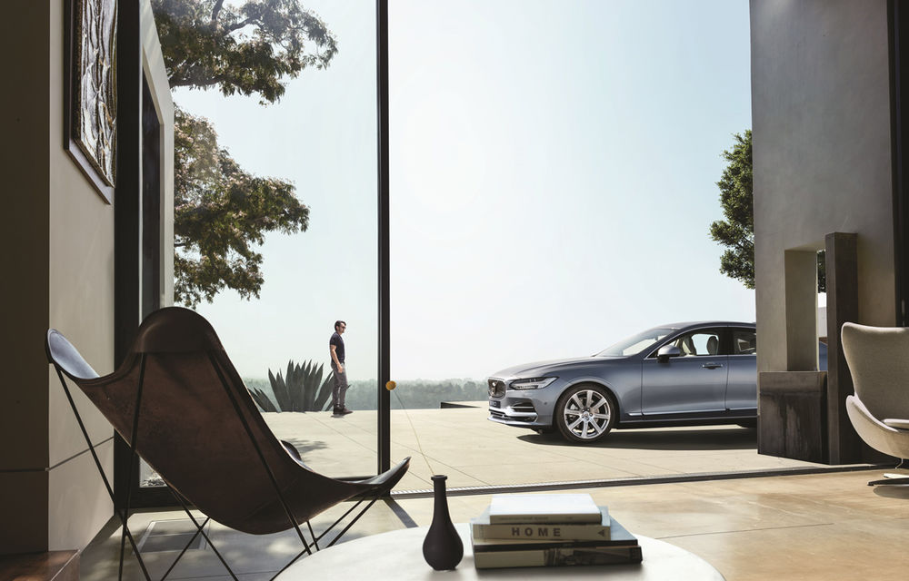 Cererea pentru Volvo XC90 trimite S90 în China: sedanul va fi produs la Daqing pentru că nu mai are loc în fabrica din Suedia - Poza 14