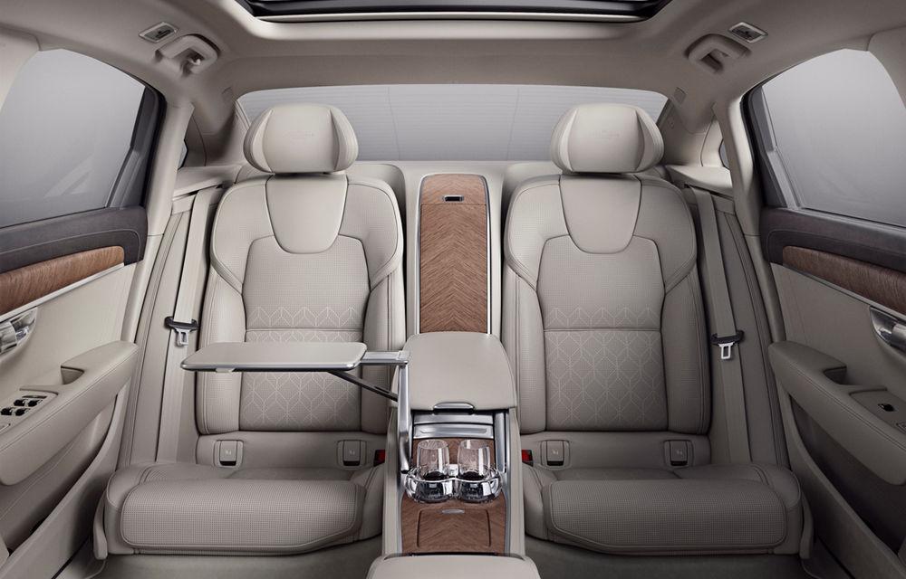 Cererea pentru Volvo XC90 trimite S90 în China: sedanul va fi produs la Daqing pentru că nu mai are loc în fabrica din Suedia - Poza 8