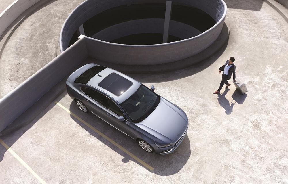 Cererea pentru Volvo XC90 trimite S90 în China: sedanul va fi produs la Daqing pentru că nu mai are loc în fabrica din Suedia - Poza 5