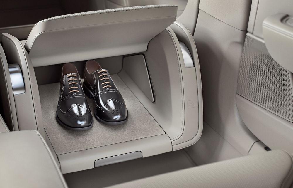 Cererea pentru Volvo XC90 trimite S90 în China: sedanul va fi produs la Daqing pentru că nu mai are loc în fabrica din Suedia - Poza 10