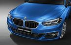 Germanul care vorbește doar limba chineză: BMW Seria 1 Sedan se pregătește de lansare