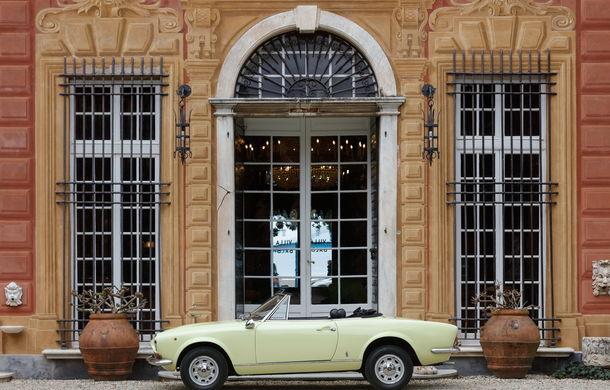 Fiat 124 Spider sărbătorește 50 de ani de la nașterea strămoșului său - Poza 5