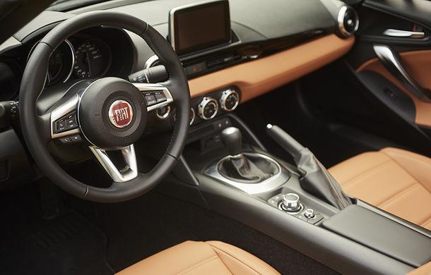 Fiat 124 Spider sărbătorește 50 de ani de la nașterea strămoșului său - Poza 19